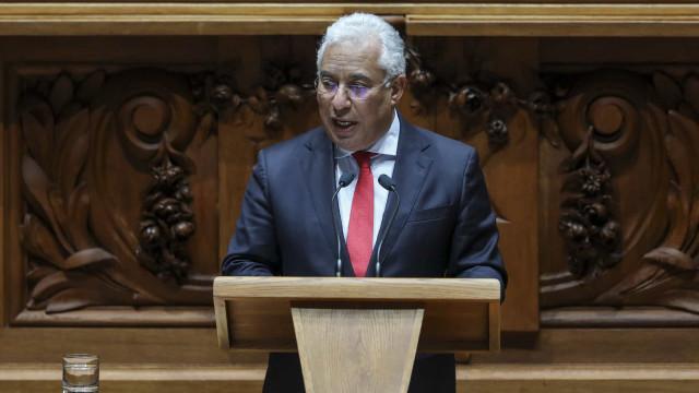 """Costa salienta que Portugal está """"numa trajetória saudável"""""""