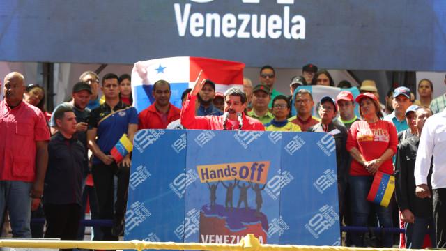 Nicolás Maduro aceita ajuda humanitária oferecida pela União Europeia