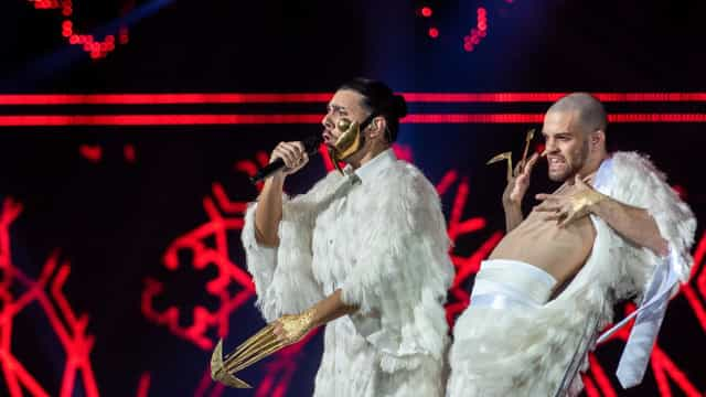 Artistas palestinianos apelam a desistência de concorrentes da Eurovisão
