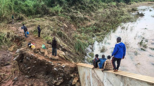 """Idai provocou 293 mortes em Moçambique, mas número """"vai subir"""""""
