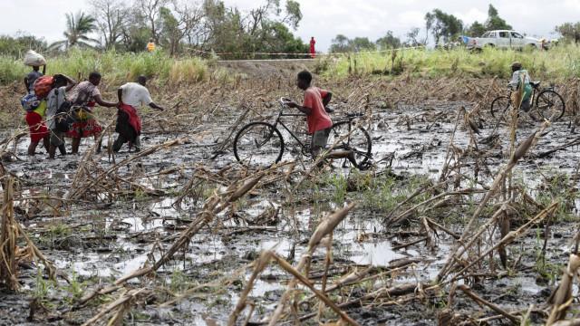 Ciclones: Governo moçambicano contorna questão sobre valor da ajuda