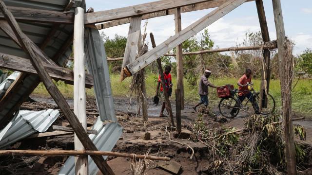 Autarca da Beira pede crédito bonificado para reconstrução de casas
