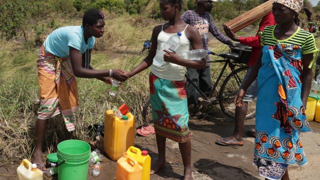 """População cabo-verdiana adere """"em massa"""" a campanha da Cruz Vermelha"""