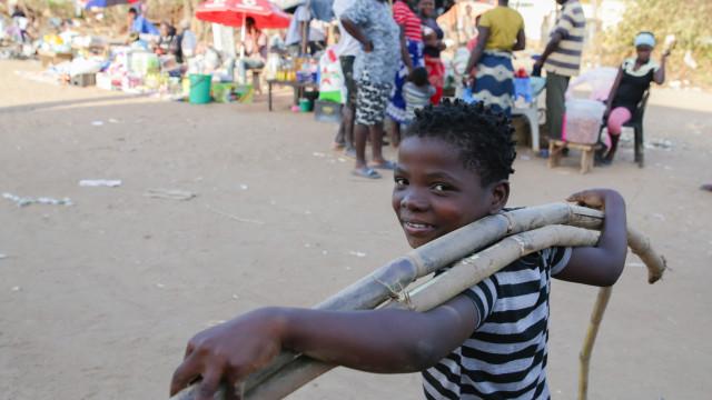 Essuatíni abre comportas de barragem para fornecer mais água a Moçambique