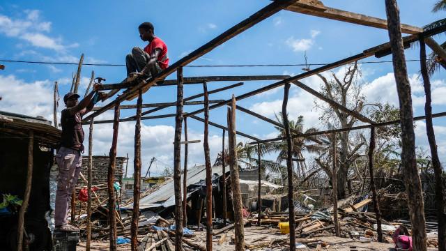 Moçambique vai pedir 2,8 mil milhões para zonas afetadas por ciclones