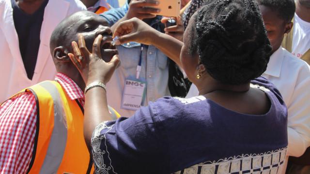 """Autoridades afirmam que cólera na cidade da Beira """"está controlada"""""""