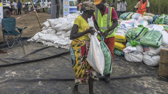Dois condenados por desvio de donativos às vítimas do ciclone Idai