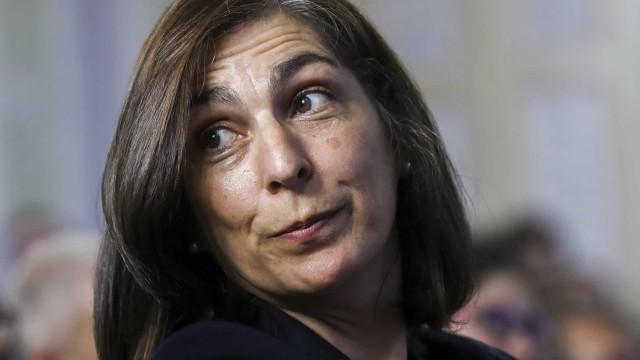 """""""PS é o partido do Serviço Nacional de Saúde"""", diz Ana Catarina Mendes"""