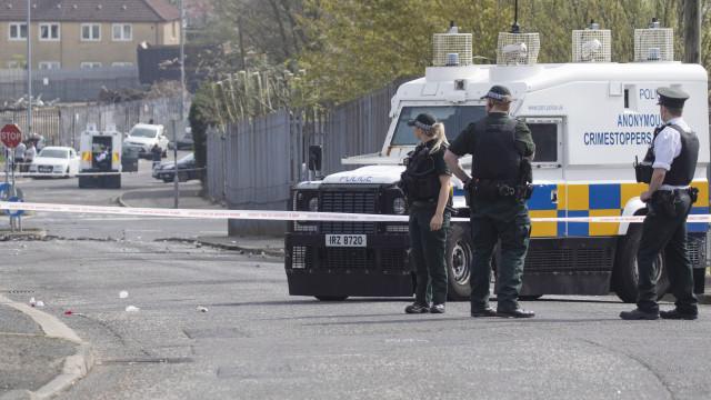 Polícia da Irlanda do Norte alerta para um novo tipo de terrorista
