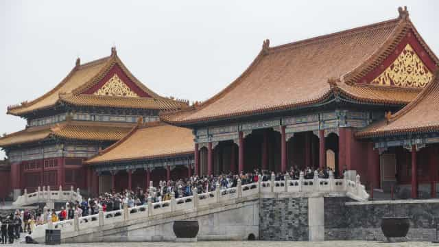 Relações luso-chinesas sobem de patamar político com contactos anuais