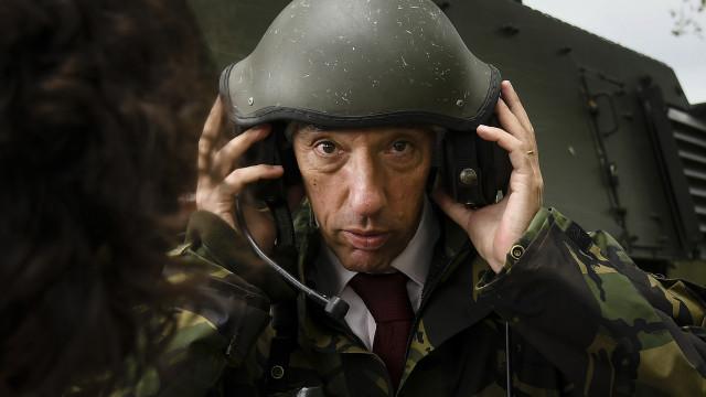 Gomes Cravinho defende que Portugal precisa de uma Marinha bem equipada