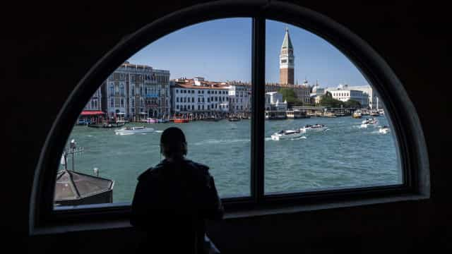 Bienal de Arte de Veneza abre hoje com presença de Portugal