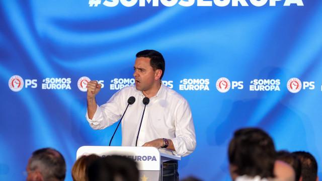 "Pedro Marques acusa Paulo Rangel de ser o ""candidato fake"""