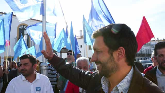 João Ferreira seguro de que mensagem CDU tem chegado às pessoas