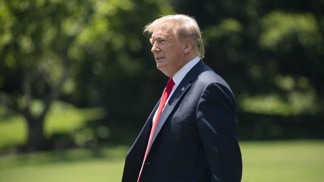 Trump vai recorrer da decisão que bloqueou fundos para construção do muro