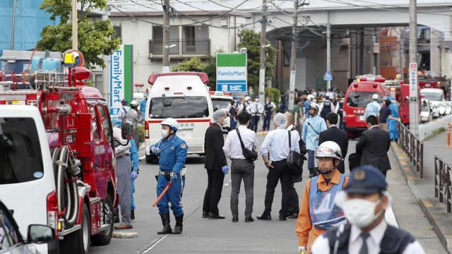 Ataque com faca no Japão mata criança e deixa 17 pessoas feridas