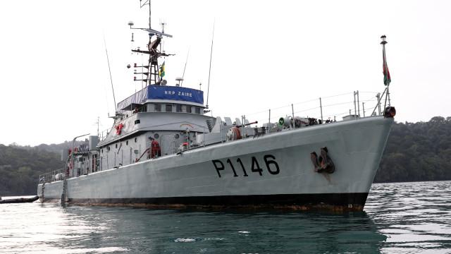 Governo de São Tomé agraciou tripulação do navio português 'Zaire'