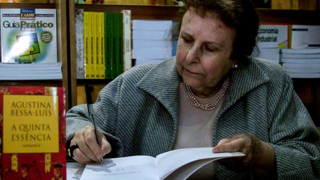 Decretado para amanhã dia de luto nacional em nome de Agustina Bessa-Luís