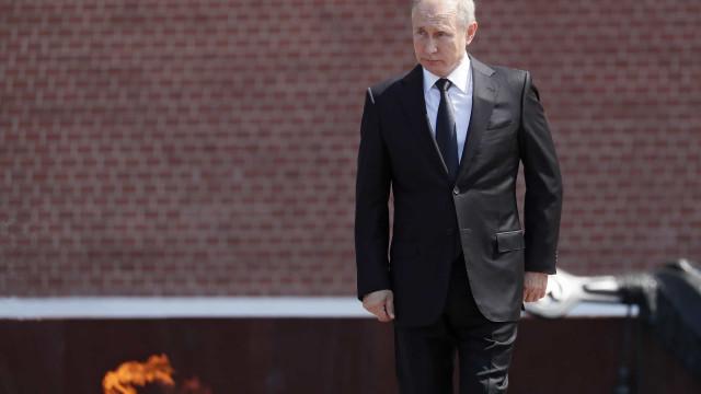 Putin confirma reunião com Trump, à margem da cimeira do G20