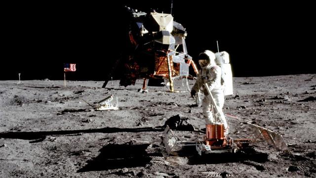 Foi há 50 anos que Armstrong pisou a Lua. E com mão portuguesa
