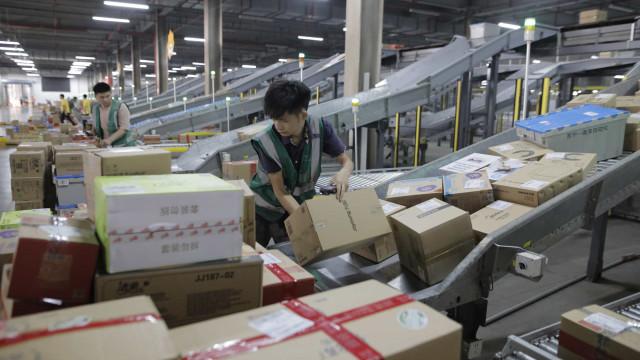 Crescimento da economia chinesa é o mais baixo em quase 30 anos