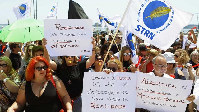Sindicato dos Registos e Notariado desconvoca greve da próxima semana