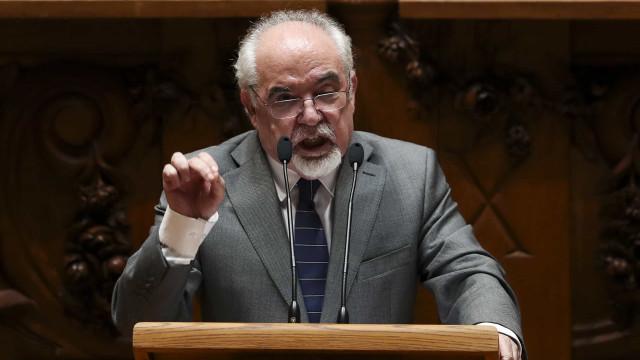 Vieira da Silva aponta reforço de 1,3 mil milhões do fundo de Seg. Social