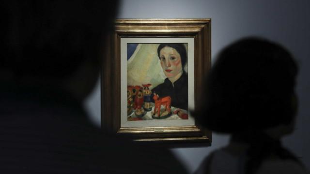 Museu do Chiado inaugura hoje exposição sobre percurso de Sarah Affonso