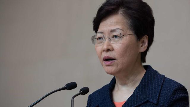 Governo de Hong Kong anuncia plataforma de diálogo após protesto pacífico