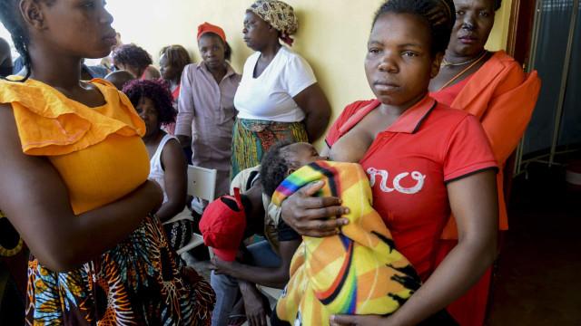 Luísa, a moçambicana que fugiu quando lhe queimavam a casa