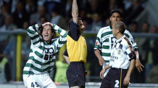Antigo árbitro internacional José Pratas morreu no Hospital de Évora