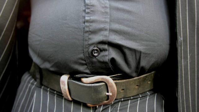 Cerca de 60% dos portugueses têm obesidade ou risco de a desenvolver