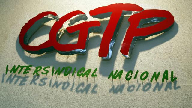 CGTP aprova hoje reivindicação de aumentos de 4% e lutas para outubro