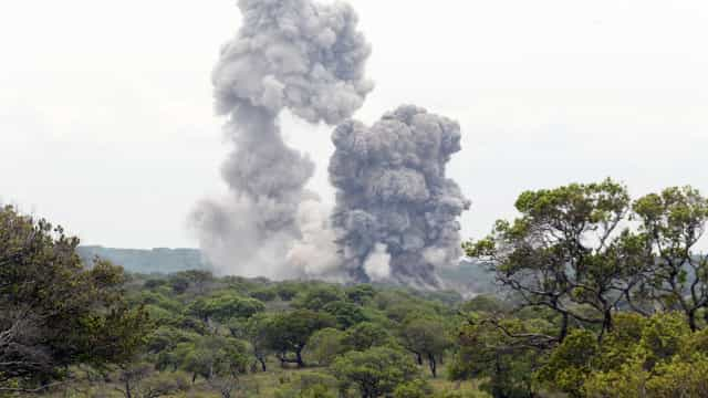 Ministro moçambicano diz que ataques de grupos armados afrontam Estado