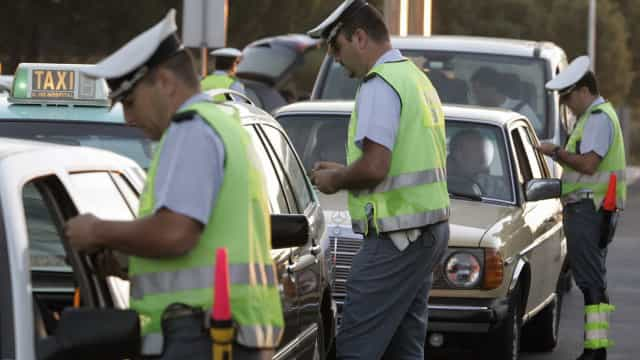 Trinta e sete pessoas detidas em flagrante nas últimas 12 horas
