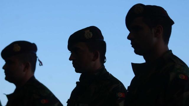 """Défice de efetivos nas Forças Armadas atingiu """"ponto de rutura"""""""