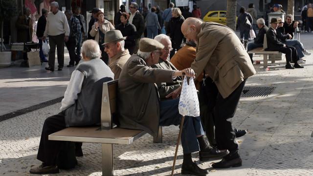 Despesas de Portugal com proteção social abaixo da média da zona euro