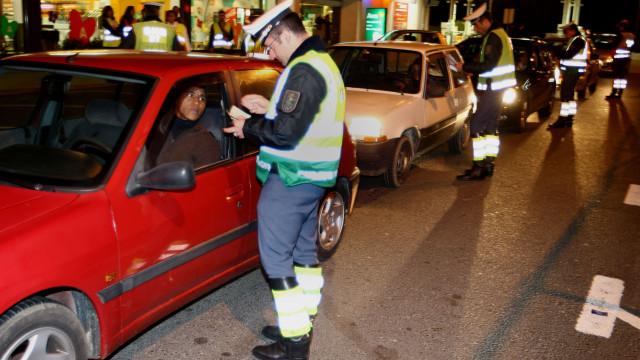 Operação Ano Novo regista 510 acidentes, seis mortos e dez feridos grave