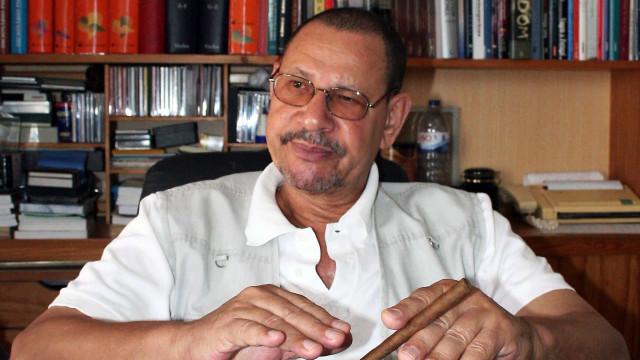 Escritor cabo-verdiano Germano Almeida vence prémio Camões 2018
