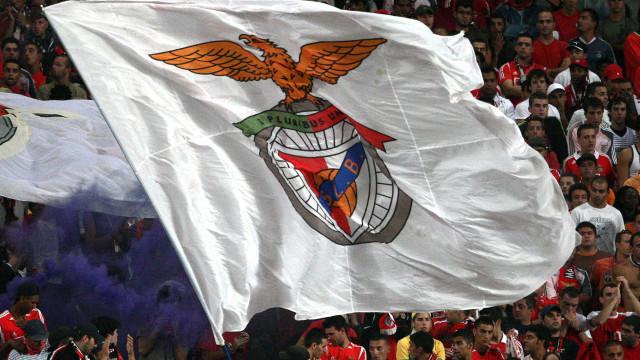 Benfica segundo colocado na Taça dos Campeões Europeus