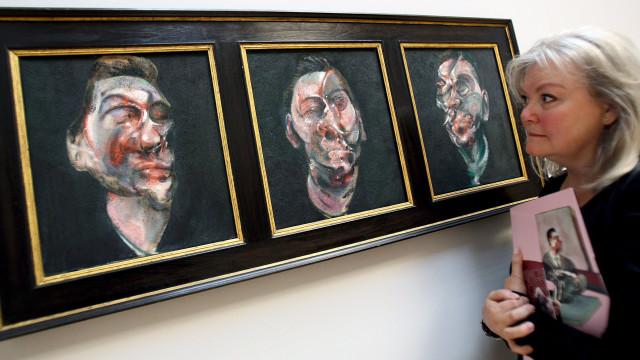 Retrato de amante de Francis Bacon vendido por mais de 30 milhões