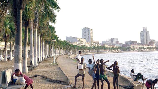 Luanda: Segunda fase de construção da Marginal custa mais de 123 milhões