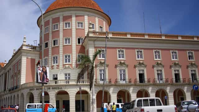 Depósitos do banco central angolano sobem após três meses de queda