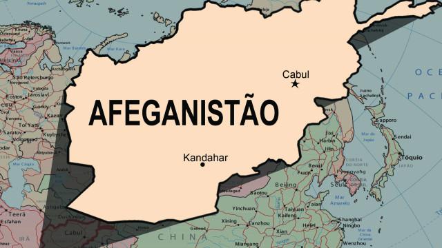 Pelo menos 30 mortos em colapso de mina de ouro no Afeganistão