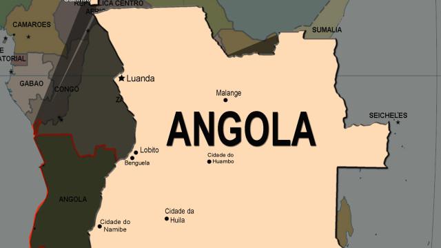 Detidos dirigentes das províncias angolanas do Uíge e Benguela