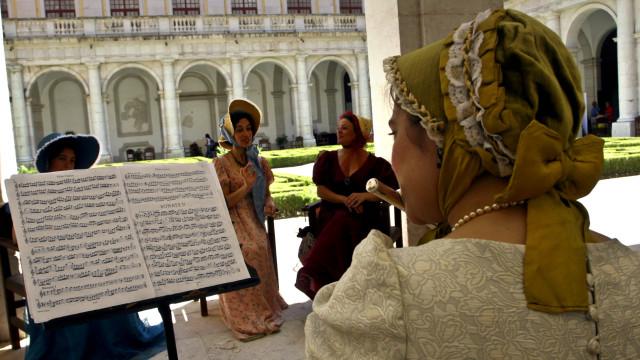 Música barroca vai ouvir-se em Mafra no fim de semana