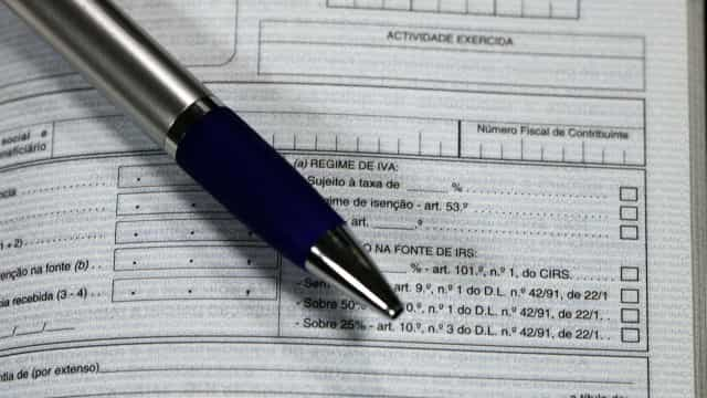 Aprovadas novas regras de tributação para 'recibos verdes'