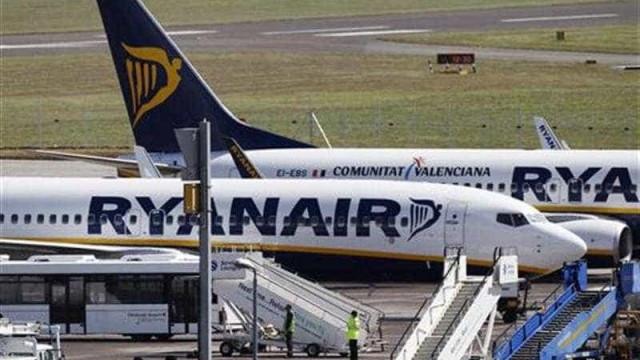 Espanha avalia multa de 4,5 milhões à Ryanair pela suspensão de voos