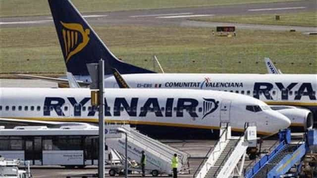 Ryanair confirma interesse na Air Berlin e na Alitalia