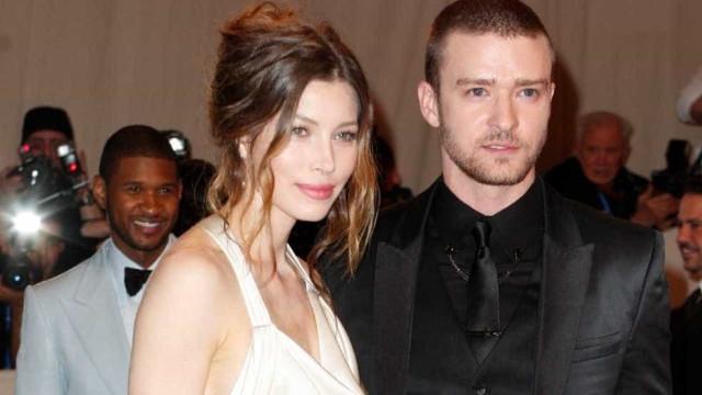 Mulher de Justin Timberlake volta à TV com cenas ousadas